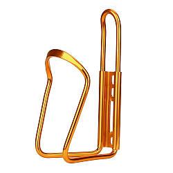 Флягодержатель велосипедный DN BC-228 алюминий, золото