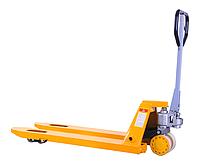 Тележка гидравлическая ручная Staxx AC-50, грузоподъемность 5000 кг, колеса полиамид
