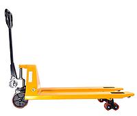 Тележка гидравлическая ручная Staxx DFL-30, грузоподъемность 3000 кг, колеса полиуретан