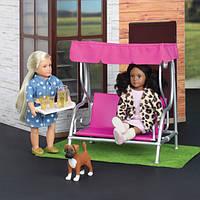 Меблі для ляльок Lori Меблі для вулиці (LO37032Z)