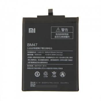 АКБ оригинал Xiaomi BM47 (Redmi 3) 4000 mAh, фото 2