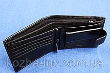 Портмоне мужское классное VE-020-16, натуральная кожа, фото 3