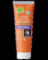Органическая детская зубная паста Urtekram 75 мл