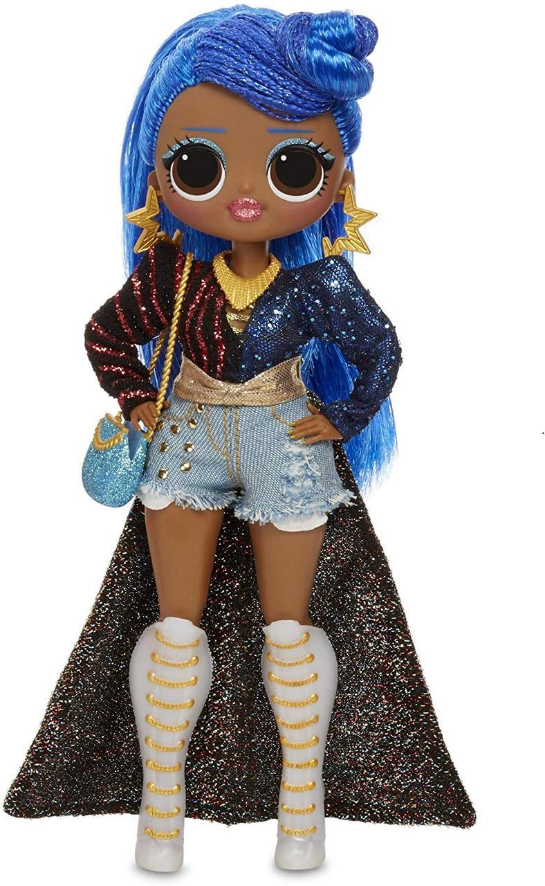 Большая кукла ЛОЛ ОМГ 2 серия Леди Мисс Независимость L.O.L. Surprise! O.M.G. Miss Independent 20 Surprises