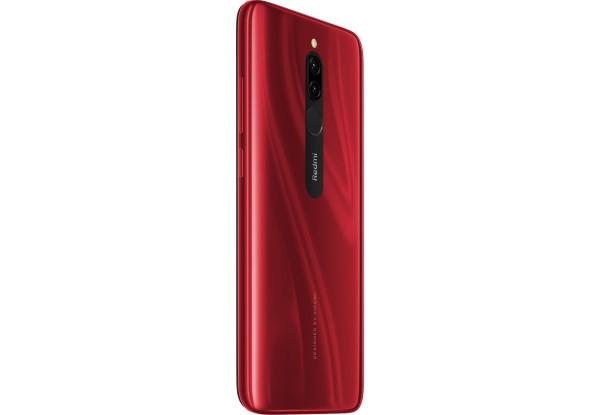 Смартфон Xiaomi Redmi 8 4/64Gb красный .