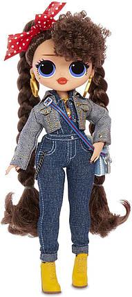 Кукла ЛОЛ ОМГ 2 серия Бизи Биби L.O.L. Surprise! O.M.G. Busy B.B. Fashion Doll with 20 Surprises, фото 2