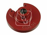 076501 Тарелка вязального аппарата пресс-подборщика WELGER 0.765.01-02-001