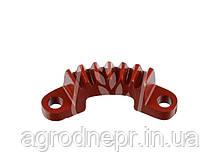 076502 Сегмент зубчатый тарелки вязального аппарата пресс-подборщика WELGER 0.765.02-02-00