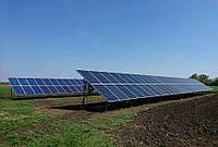 ООО РА ИНЖИНИРИНГ была построена и введена в эксплуатацию наземная, сетевая фотоэлектрическая станция мощностью 30 кВт,