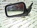 Зеркало заднего вида левое Honda Accord III 1985-1989г.в. седан черное, фото 3