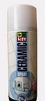 Краска аэрозольная Керамик 400мл белая BeLife