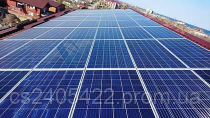 Еще одна станция реализованная нами в прекрасном городе Бердянск!)) Сетевая солнечная станция на 25 кВт. Выполнена на дорогом, качественном оборудовании. Панели ф. Risen Energy, инвертор SMA, защита ABB.