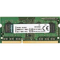 Модуль памяти для ноутбука SoDIMM DDR3 4GB 1333 MHz Kingston (KVR13S9S8/4), фото 1