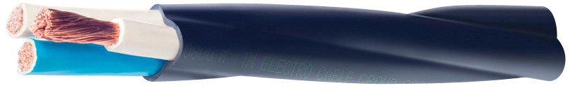 Кабель ВВГ 4х2,5 (3 кл.) 0,66кВ