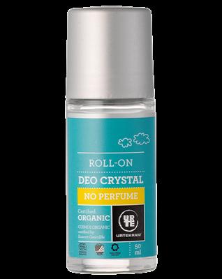 Органический роликовый дезодорант Urtekram без запаха, 50мл