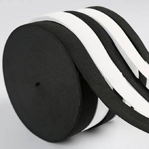 Резинка для одежды широкая 25 ярдов (Китай)