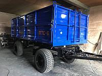 Прицеп тракторный 2ПТС6