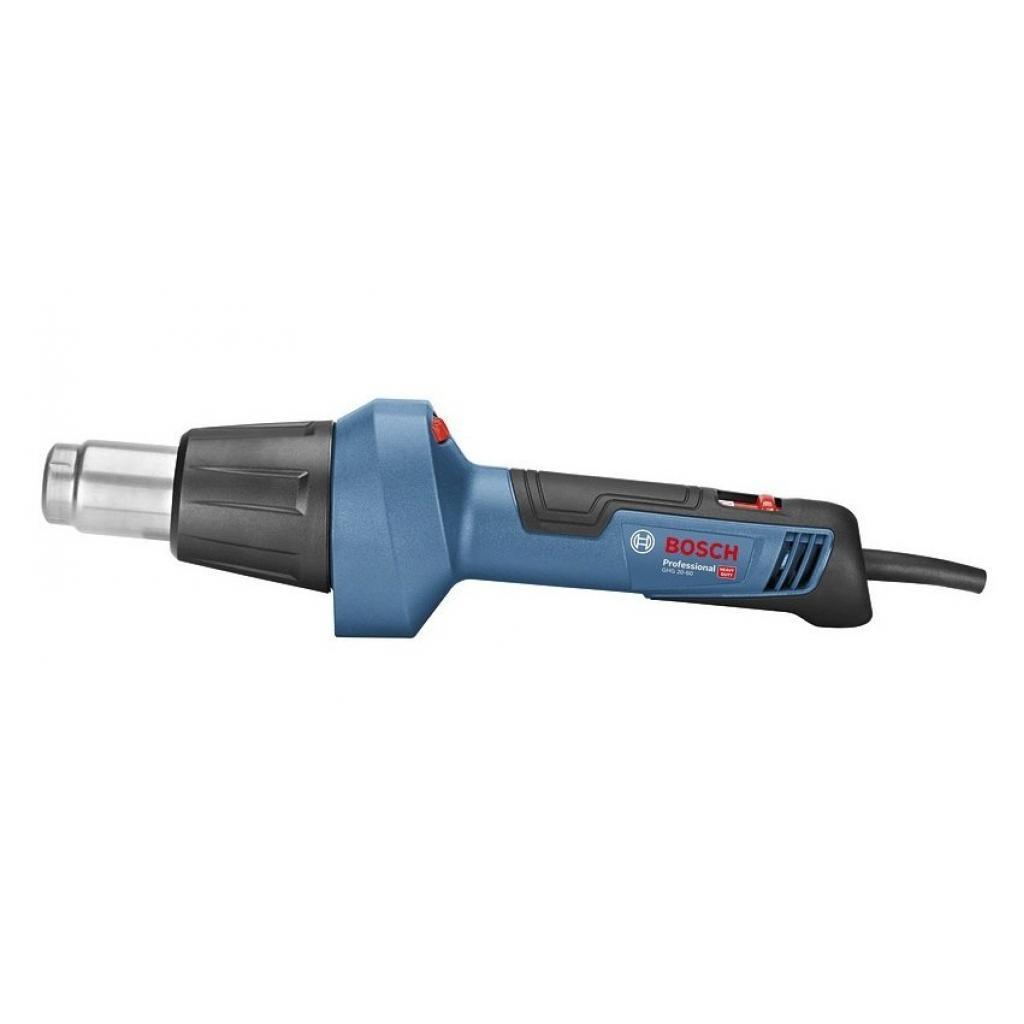 Строительный фен BOSCH GHG 20-60 (0.601.2A6.400)