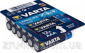 Батарейка VARTA Longlife Power 4903 (BAT0290) AAA (12 шт./ блістер)