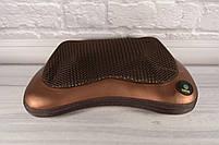 Массажная подушка, для разных частей тела - Massage pillow CHM-8028, фото 5