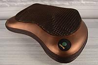 Массажная подушка, для разных частей тела - Massage pillow CHM-8028, фото 6
