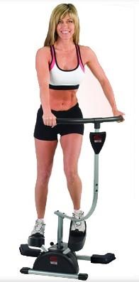 Не знаете как сбросить лишние калории после Нового года? Тренажер Кардио твистер поможет Вам справиться буквально за пару дней!!!