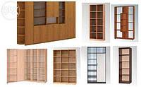Шкаф Шафа гардеробный,книжный, стеллаж, комод, стол и другое, Склад