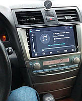 Штатная автомагнитола Toyota Camry 40 2007-2011 на Android с хорошей звуковой настройкой