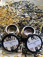 Гель-краска F.O.X. METAL PAINTING GEL №02 (розовое золото), 5мл