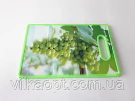 Дошка пластмасова обробна з 3D ефектом 29,5*20 cm, t=1 cm.