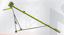 Шнековий транспортер
