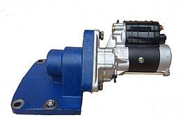 Комплект переоборудования с ПД-10, П-350 на стартер 12В/2,8 (МТЗ-80, ЮМЗ-6) переходник+стартер