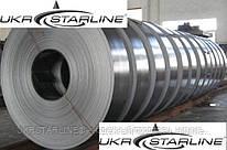 Лента (штрипс) стальная упаковочная 1,2 мм, широкий сортамент, различные марки стали