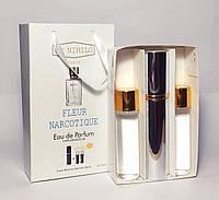 Подарунковий міні парфум унісекс Ex Nihilo Fleur Narcotique (Екс Нехило Флер Наркотик) 3 по 15 мл (репліка)