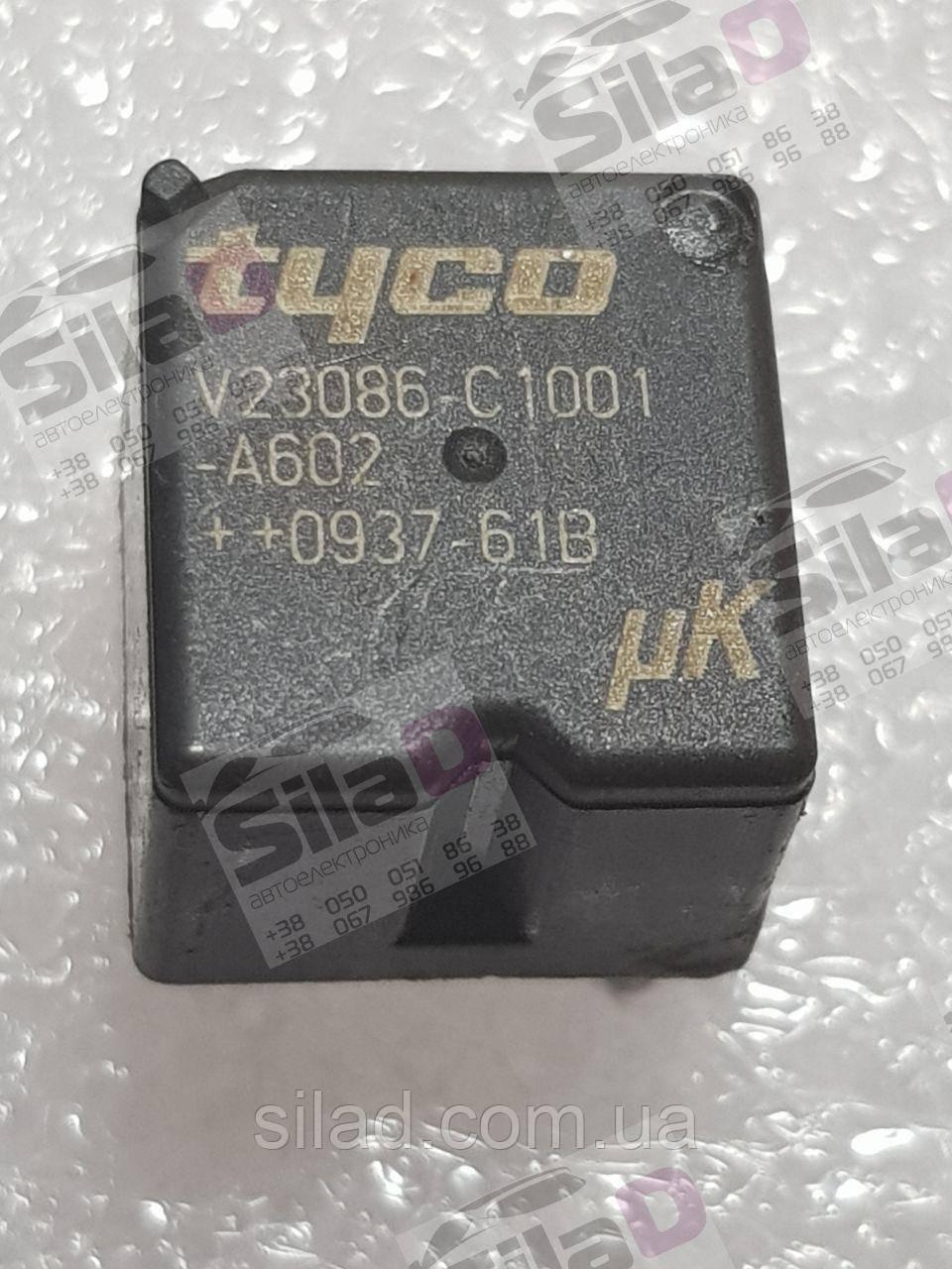 Реле Tyco V23086-C1001-A602 корпус DIP4 Б/У