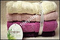 Комплект лицевых бамбуковых полотенец Cestepe Турция