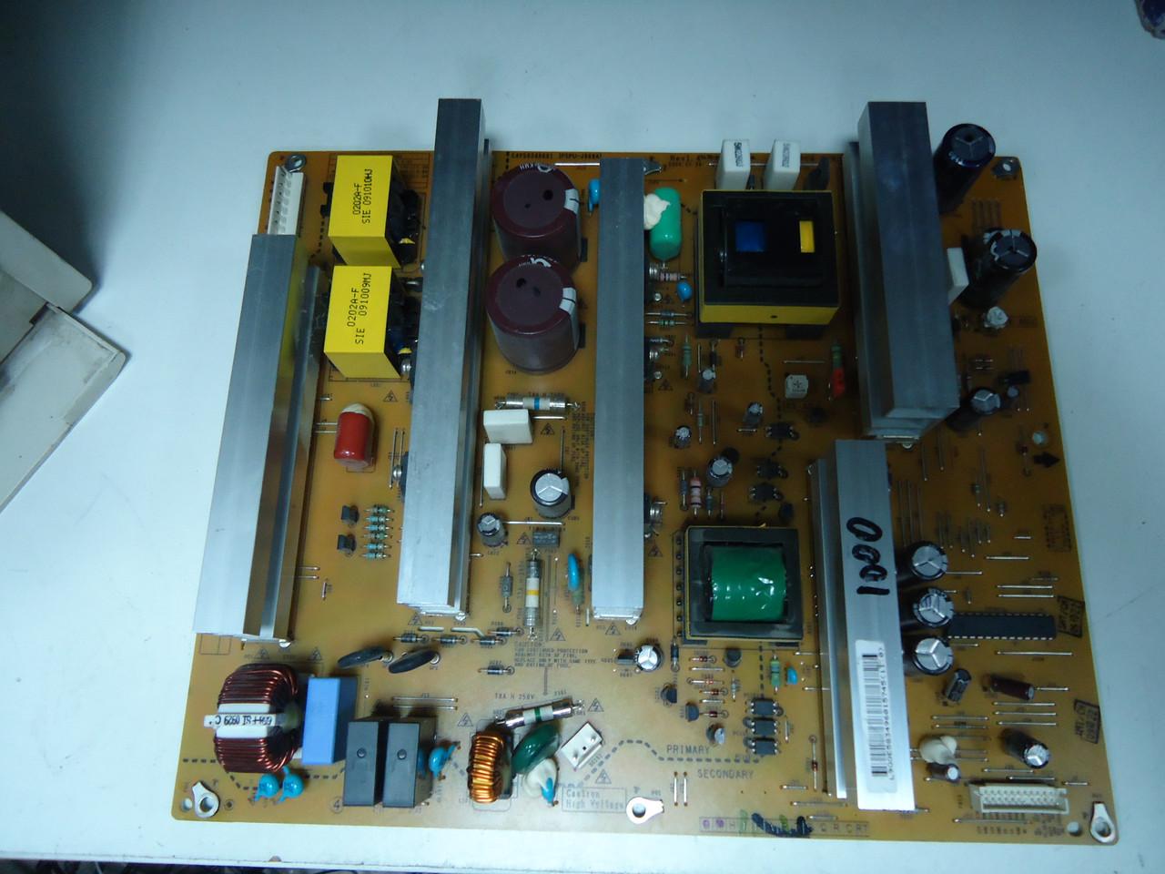 Запчасти к плазме LG блок питания 2300kpg086c-f, EAY58349601 PSPU-J808A