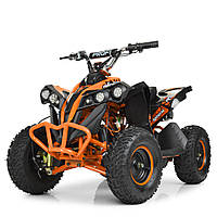 Детский электроквадроцикл. HB-EATV1000Q-7ST V2. Скорость до 26.5 км/ч. Рама: металл. Нагрузка: 65 кг