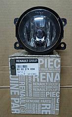 Фара протитуманна Renault Scenic 2 (оригінал)