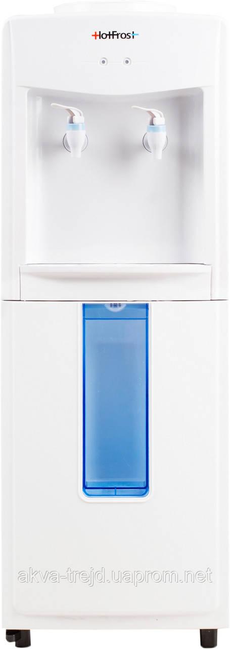 Кулер для воды (ХотФрост) HotFrost V118R без шкафчика, без охлаждения и нагрева