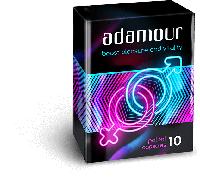 Adamour (Адамур) - капсулы для повышения потенции, фото 1