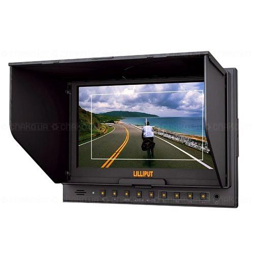 """Накамерный монитор Lilliput 7"""" 5D-II-O (5D/II/O)"""