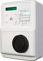 Станция для зарядки электромобилей CCL-WB-MIX-SMART 3.7кВт 230В 16A Schuko + 7.4кВт 230В 32А Type2