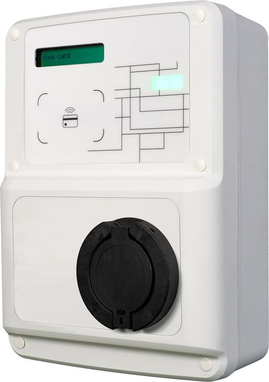 Станция для заряда электромобилей CCL-WBC32-SMART 7.4кВт 230В 32A Type1 кабель 5м