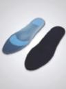 Силиконовые стельки с текстилем