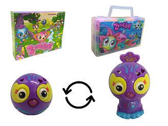 Набор игрушек Zoobles 9 зверьков 1057