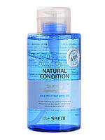 Мицеллярная вода The Saem Natural Condition Sparkling Cleansing Water 500 мл (8806164137772)
