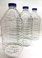 ПЭТ бутылка 5 литров с крышкой