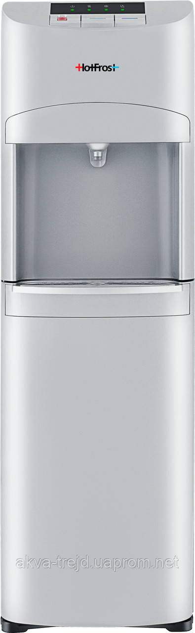 Кулер для воды (ХотФрост) HotFrost 45AS с нижней загрузкой бутыли