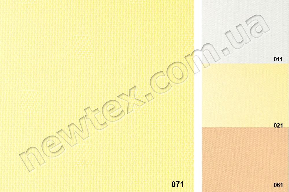 Жалюзі вертикальні 89 мм Диско (4 кольори)